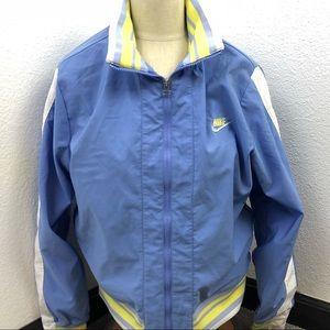 Nike Jackets & Coats - Women's Nike windbreaker jacket coat zip junior Xl